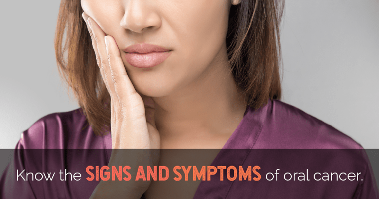 Would You Be Able to Recognize Oral Cancer?