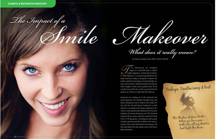 Smile Makeover Impact article cover