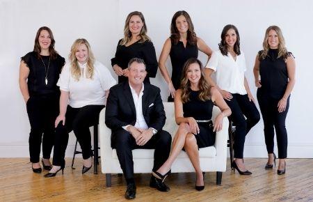 The Serene Oaks dental team.