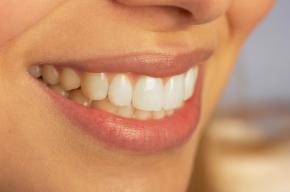 Closeup of a smile showing how cosmetic dentistry can enhance your smile