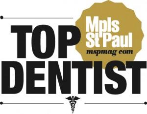 Top Dentist Badge