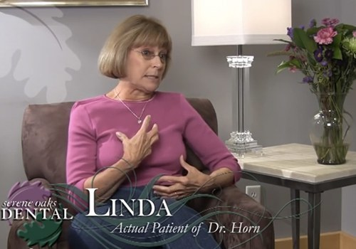 Linda, an actual patient of Dr. Horn in Minneapolis.
