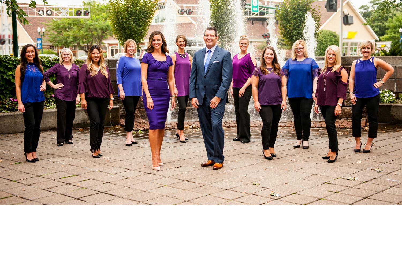 The team at Serene Oaks Dental in Minneapolis
